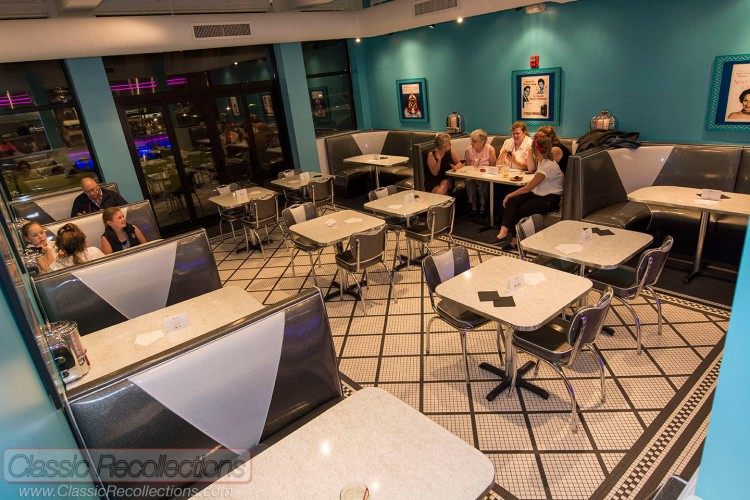 Circa-57 is Arlington Heights, IL newest retro diner, opening next week.