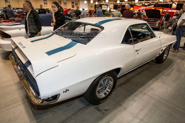 Mecum Chicago: 1969 Pontiac Firebirds Trans Am 400