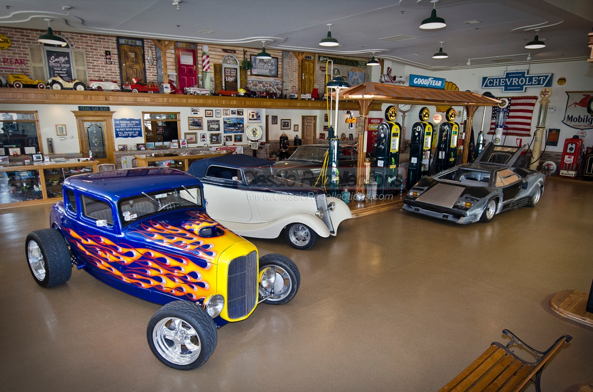 DREAM GARAGE: Getz Hot Rod Innovations, Hampshire IL