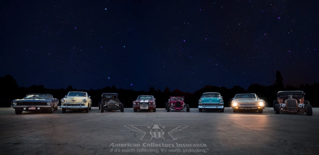 Here's a holiday video to get any muscle car enthusiasts ready for Christmas!