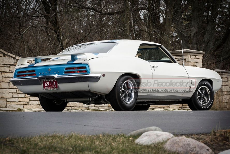 This 1969 Pontiac Trans Am Firebird is all original and was found in Detroit.