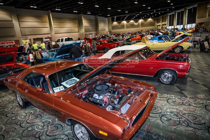 SHOW Custom Rides Car Show Expo Tinley Park IL Classic - Auto car show convention center