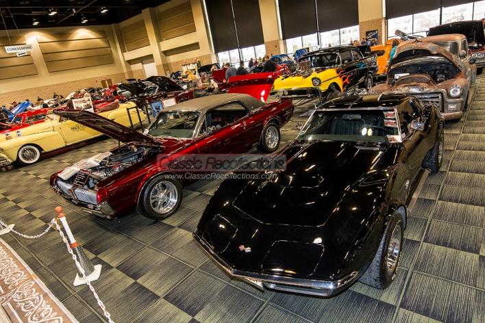 2014 Custom Rides Cars Show & Expo, Tinley Park Illinois