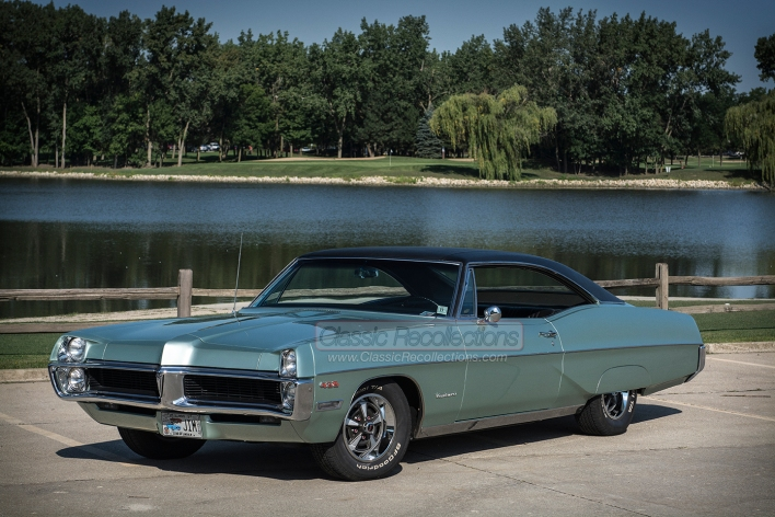 This 1967 Pontiac Ventura was customed by Dave Puhl in Palatine IL after is was sold new.