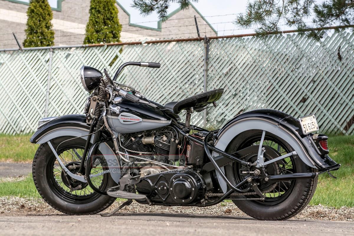 1941 Harley-Davidson Knucklehead