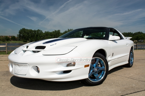 This 1999 Pontiac Trans Am will be featured at the June 18th, 2014 Randhurst Village Cruise Night.