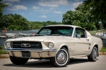 Original owner 1967 Ford Mustang.