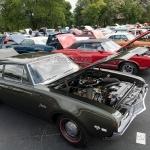 2014 Oldsmobile Quad States Car Show