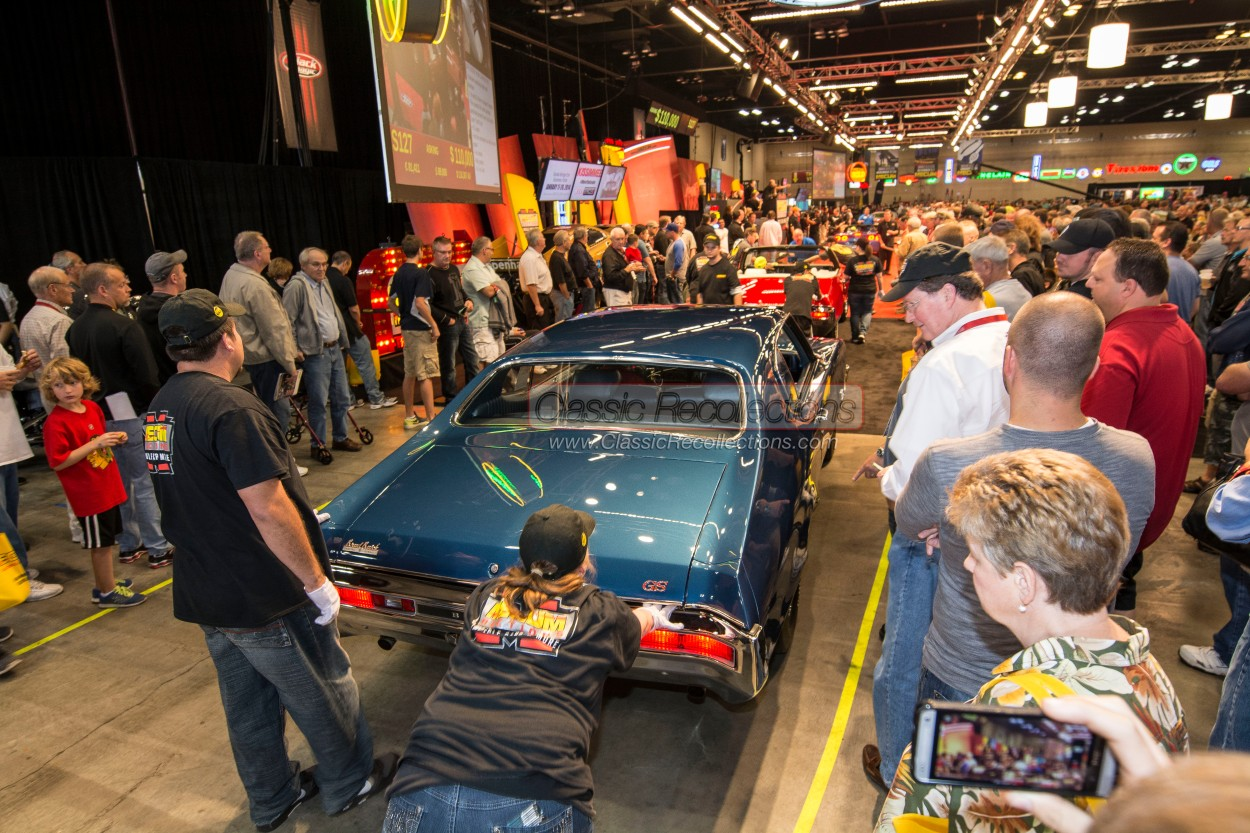 2014 Mecum Auto Auction, Chicago, IL