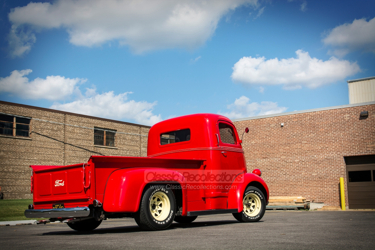 1939 Ford COE Custom Pickup Truck
