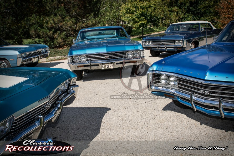 1967-1969 Chevrolet Impala SS427 Collection