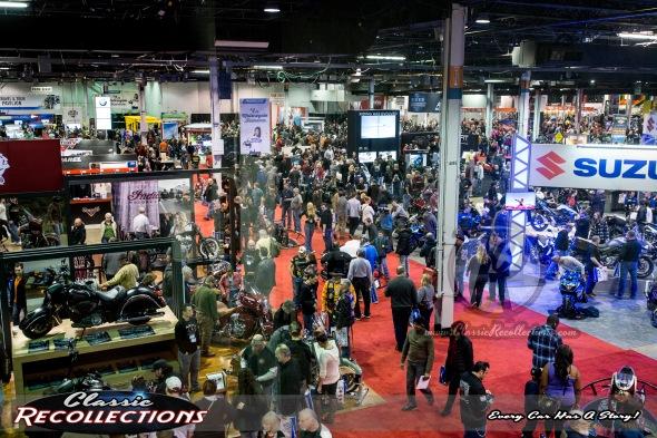 2015 Progressive International Motorcycle Show: Chicago