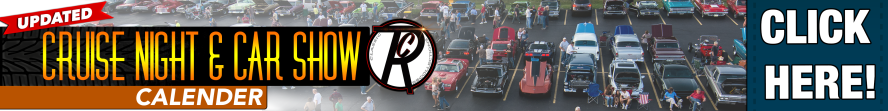Cruise Night Banner