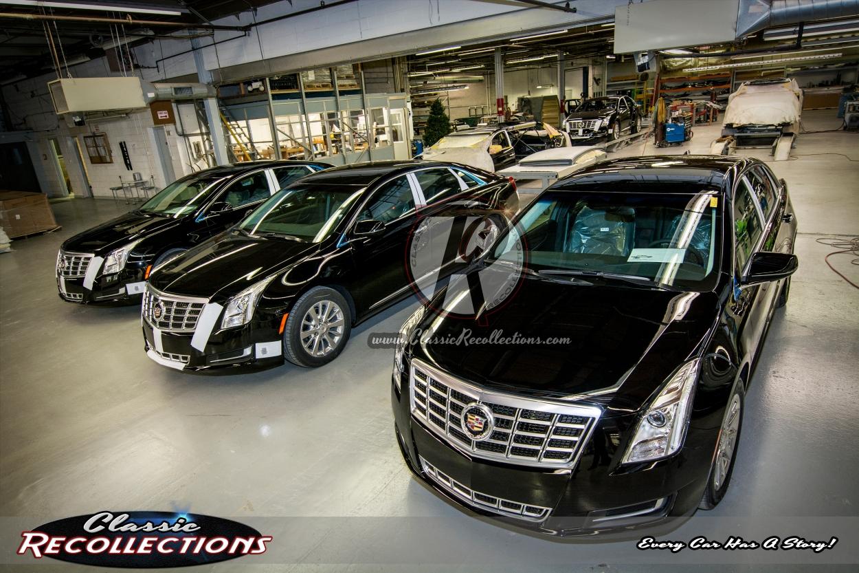 Lehmann-Petersen Cadillac XTS-L limos.