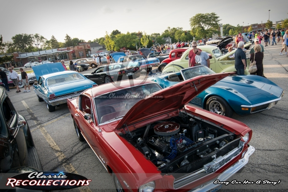 Daily Herald cruise nights are back and will at the Stratford Square Mall for 2015.