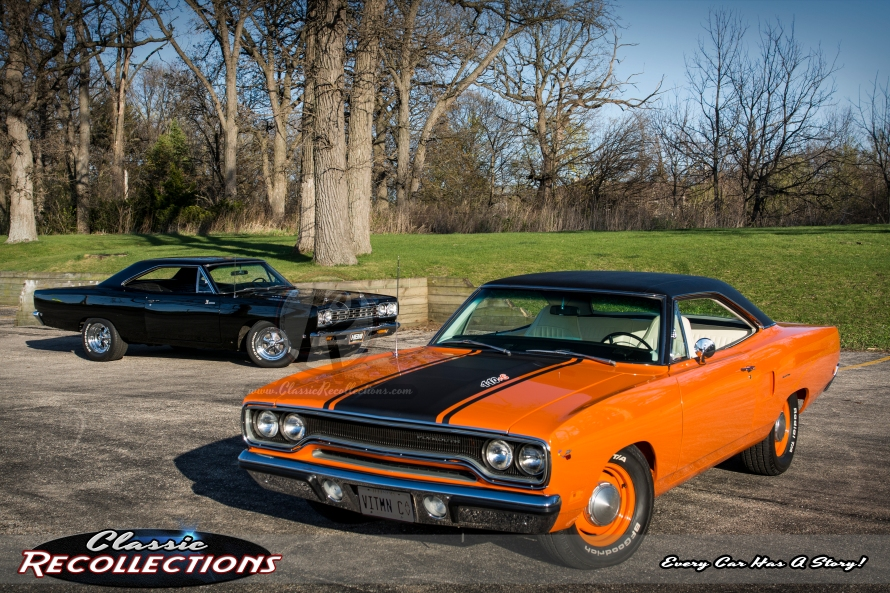 1968 & 1970 Plymouth Roadrunners