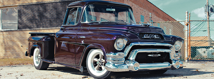 1955 GMC Series Two Pickup Truck