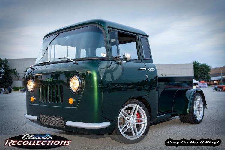 1961 Jeep FC150