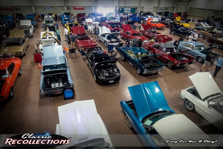 2015 Indian Uprising All Pontiac Car Show, St. Charles, IL