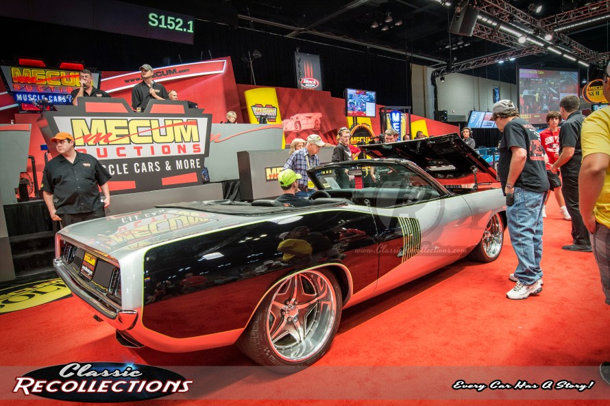 Mecum Auction: Chicago 2015 – Classic Recollections