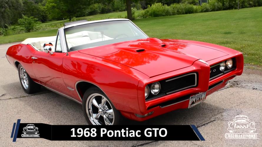 CRTV: 1968 Pontiac GTO