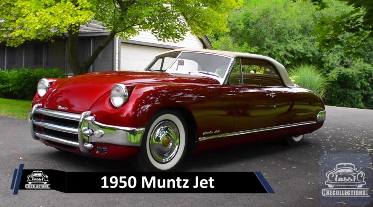 1950 Muntz Jet