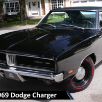 Ride along in an original owner 1969 Dodge Charger