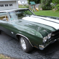 1970 Chevy Chevelle SS Video